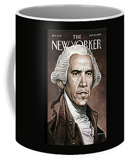 New Yorker January 26th, 2009 Coffee Mug