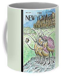 New Yorker July 12th, 2010 Coffee Mug