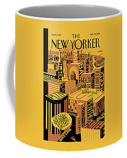 New Yorker January 31st, 2011 Coffee Mug