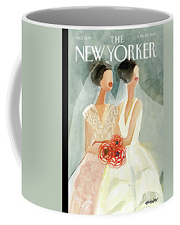 June Brides Coffee Mug