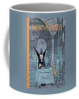 New Yorker October 31st, 2011 Coffee Mug