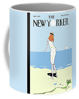 New Yorker August 29th, 2011 Coffee Mug