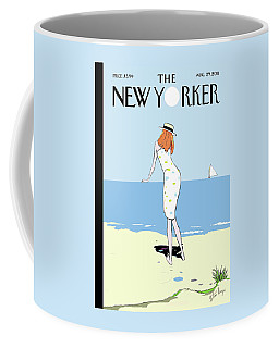 New Yorker August 29th, 2011 Coffee Mug