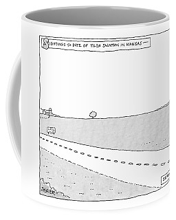 New Yorker September 5th, 2016 Coffee Mug