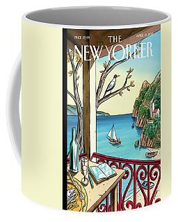 New Yorker April 18th, 2011 Coffee Mug