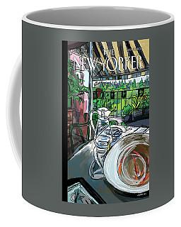 New Yorker July 30th, 2012 Coffee Mug