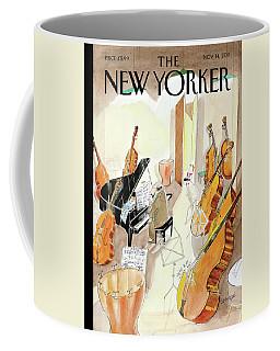 New Yorker November 14th, 2011 Coffee Mug