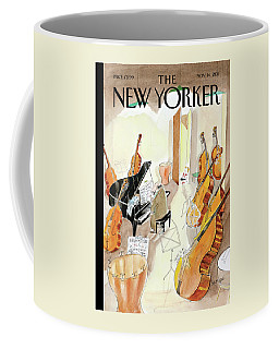 New Yorker November 14th, 2011 Coffee Mug