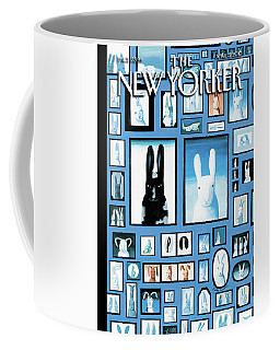 New Yorker April 5th, 2010 Coffee Mug