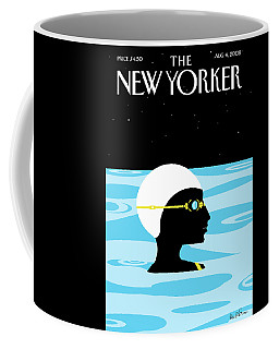New Yorker August 4th, 2008 Coffee Mug