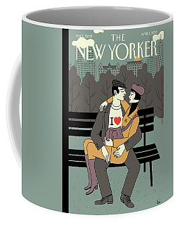 New Yorker April 1st, 2013 Coffee Mug