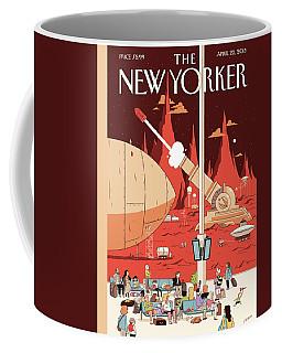 New Yorker April 22nd, 2013 Coffee Mug