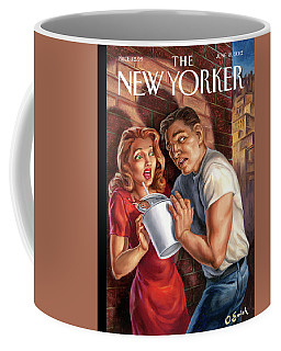 New Yorker June 18th, 2012 Coffee Mug