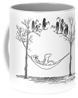 New Yorker January 24th, 2000 Coffee Mug