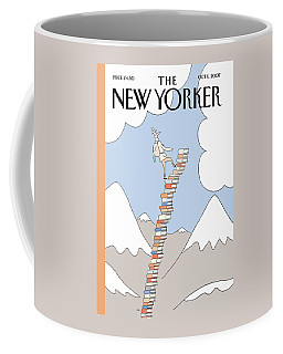 New Yorker October 1st, 2007 Coffee Mug