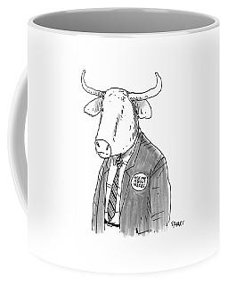 New Yorker October 24th, 2016 Coffee Mug