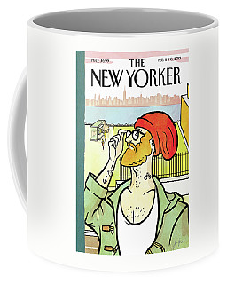 Brooklyn's Eustace Coffee Mug