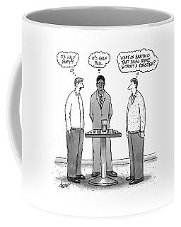 New Yorker October 10th, 2016 Coffee Mug