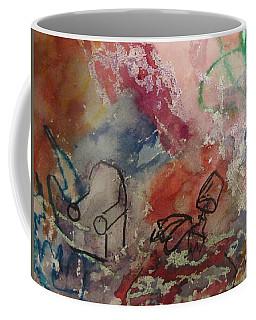 Untitled Watercolor 1998 Coffee Mug