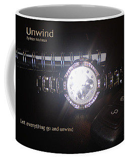Unwind - Let Go Coffee Mug