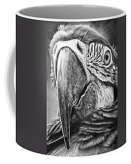 Up Close And Personal Coffee Mug