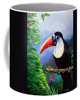 Up Close Coffee Mug