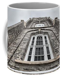 Up Coffee Mug by David Andersen