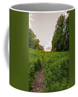Up Hill Coffee Mug