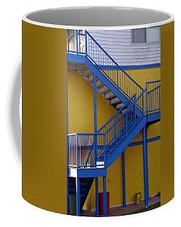 Up The Down Stairs 2 Coffee Mug