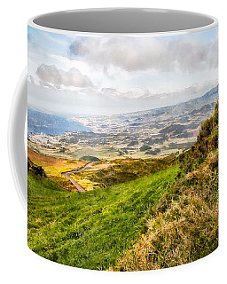 Up To The Top Coffee Mug