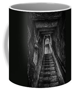 Up To The Walls Coffee Mug