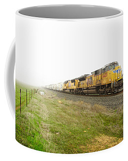 Coffee Mug featuring the photograph Up8420 by Jim Thompson