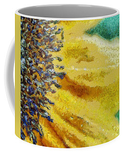 Upclose Coffee Mug