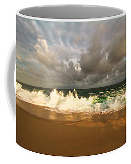 Coffee Mug featuring the photograph Upcoming Tropical Storm by Eti Reid