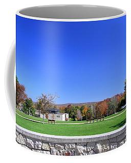 Upj Campus Coffee Mug