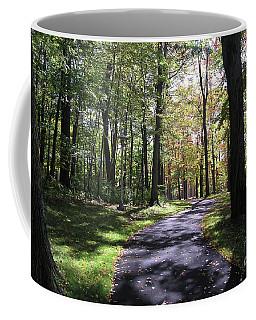 Upj Campus Path Coffee Mug