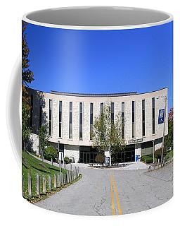 Upj Library Coffee Mug