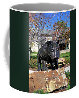 Upj Panther Coffee Mug