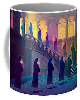 Uplifting Prayer Coffee Mug by Dave Luebbert