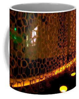 Uplight The Chains Coffee Mug by Melinda Ledsome