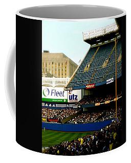 Upper Deck  The Yankee Stadium Coffee Mug