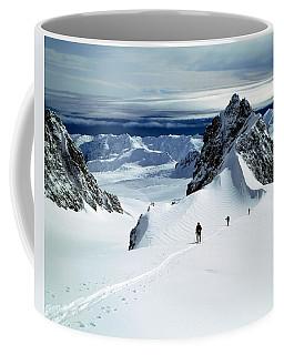Upper Fox Glacier Westland Np New Coffee Mug