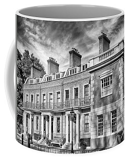 Coffee Mug featuring the photograph Upper Regents Street by Howard Salmon