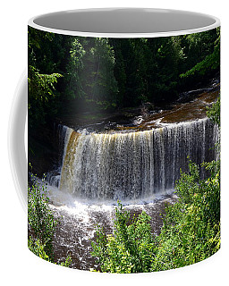 Upper Tahquamenon Falls Coffee Mug