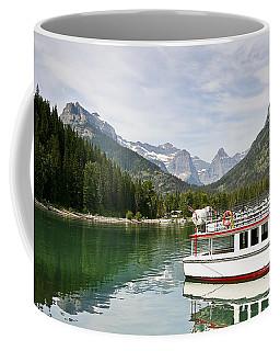 Coffee Mug featuring the photograph Upper Waterton Lakes by Teresa Zieba