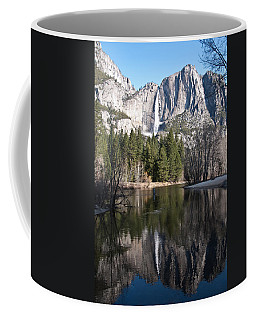 Upper Yosemite Fall Coffee Mug
