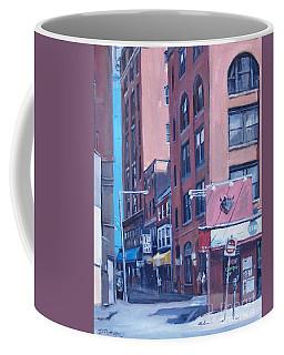 Urban Canyon Chinatown Coffee Mug