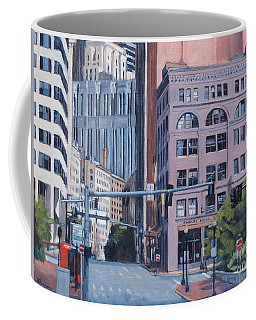 Urban Canyon Congress Street Coffee Mug