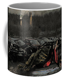 Urban Dragon Slayer Coffee Mug