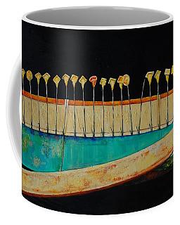 Urban Lilies  Coffee Mug by Jean Cormier